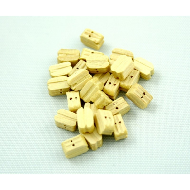 Double blocks 7mm 20pcs - Amati 4088/07