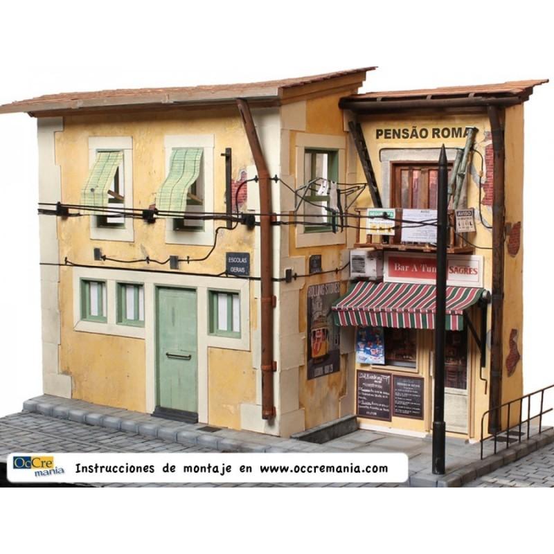 Diorama Lisboa - OcCre 53005D