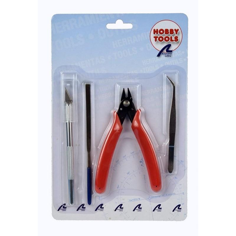 Set of Basic Modeling Tools no 2 - Artesania Latina 27050-1