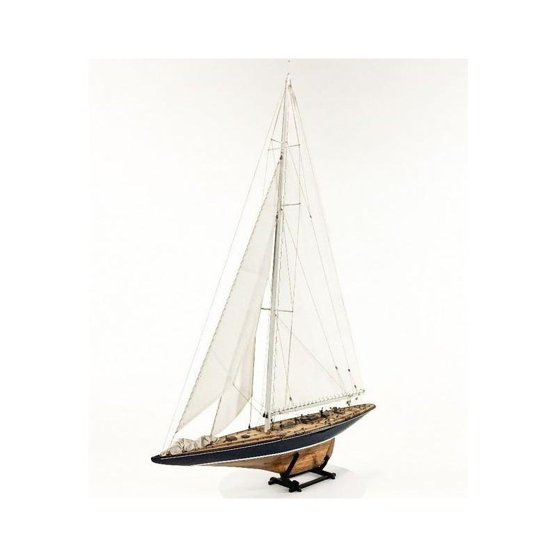 Yacht Endeavour 1:35 - Amati 1700/82