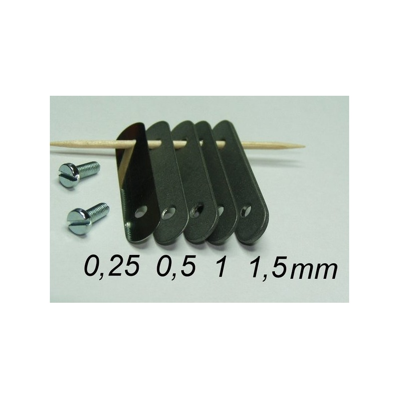 Spacers for saw - JLC P003