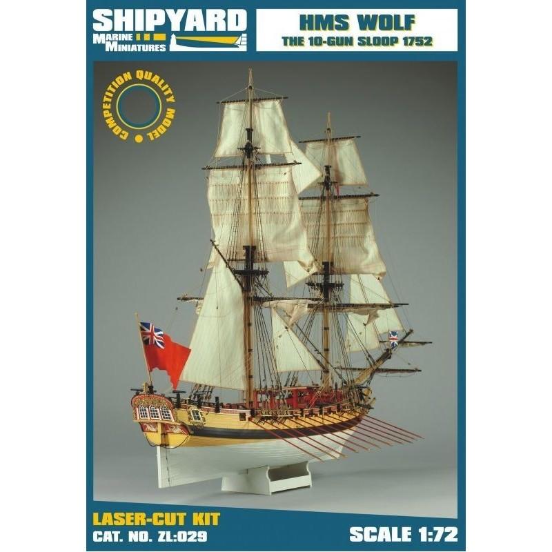 Wolf 1754 - Shipyard ZL006