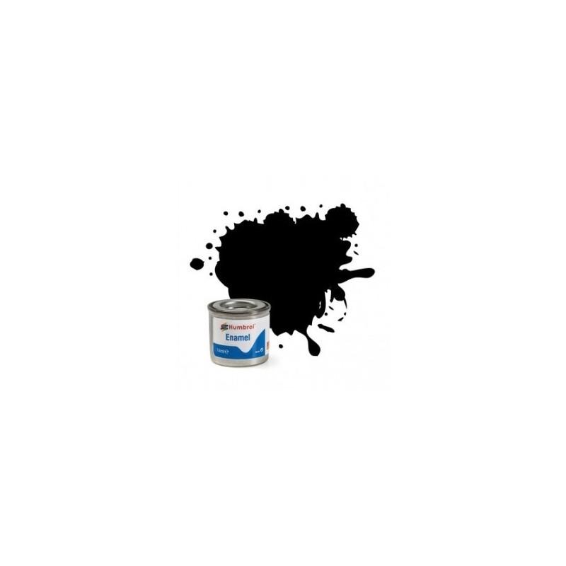 Humbrol 33 - Black Matt