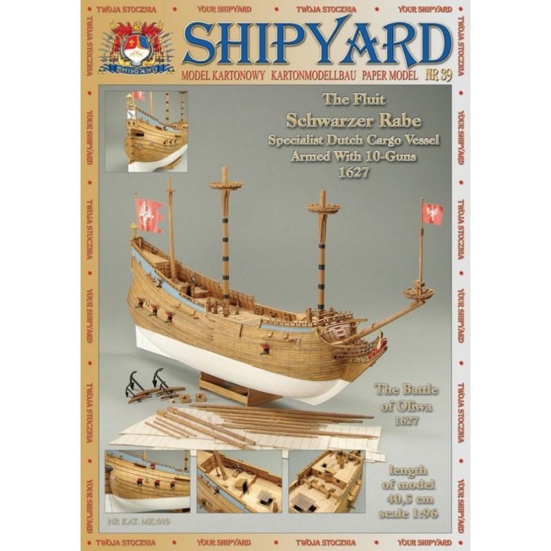 Schwarzer Rabe 1627 - Shipyard MK010