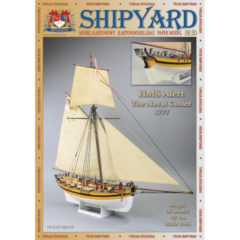HMS Alert 1777 - Shipyard MK019