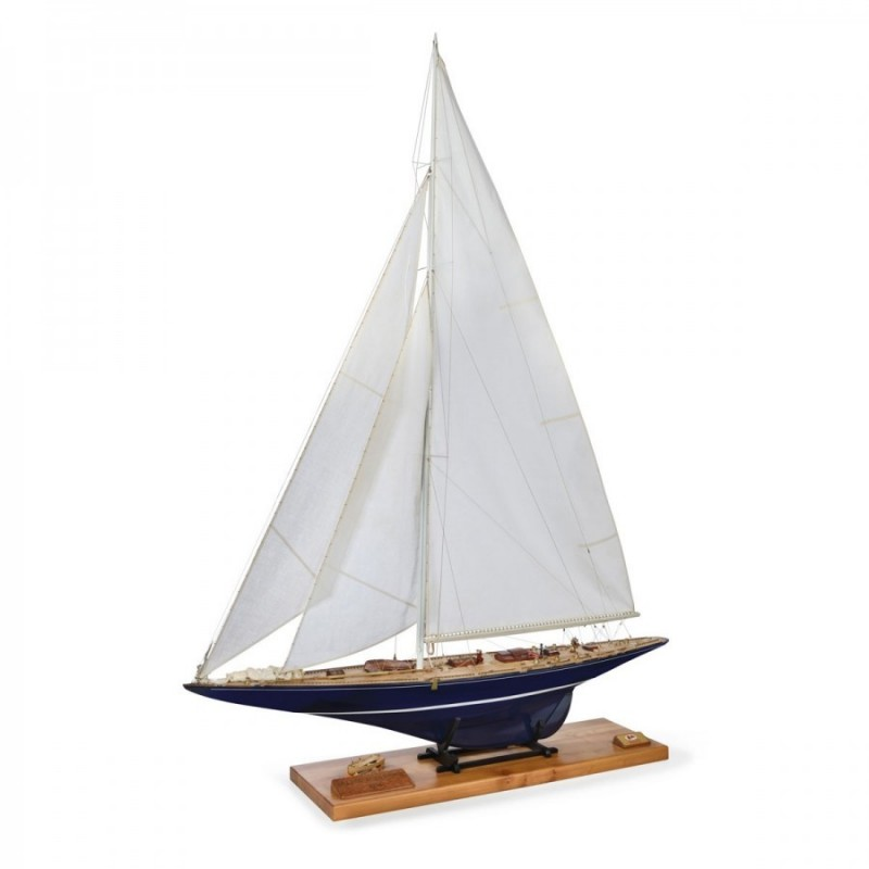 Yacht Endeavour 1:50 - Amati 1700/85
