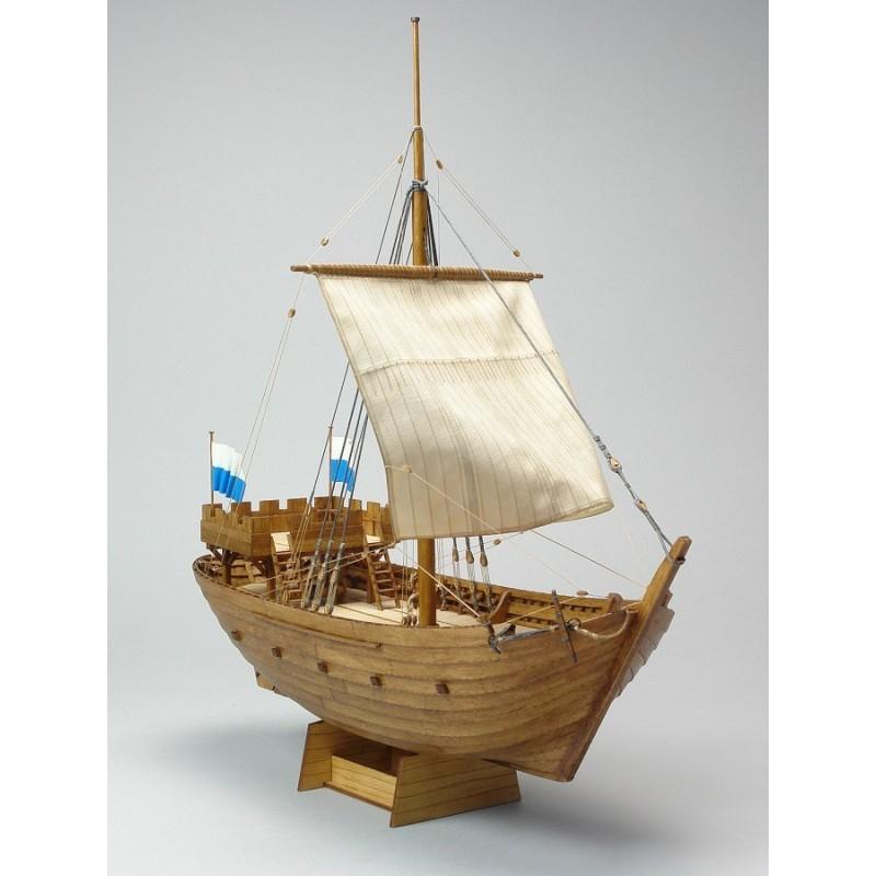 Kogge von Kampen 1336 - Shipyard WM003