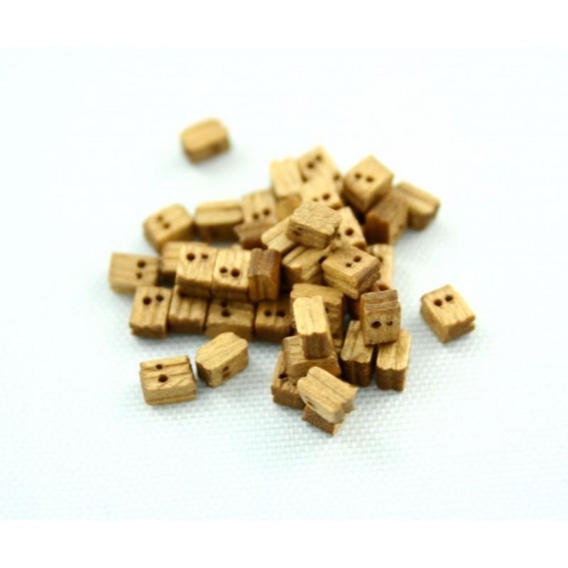 Double blocks 4mm 20pcs - Amati 4080/04