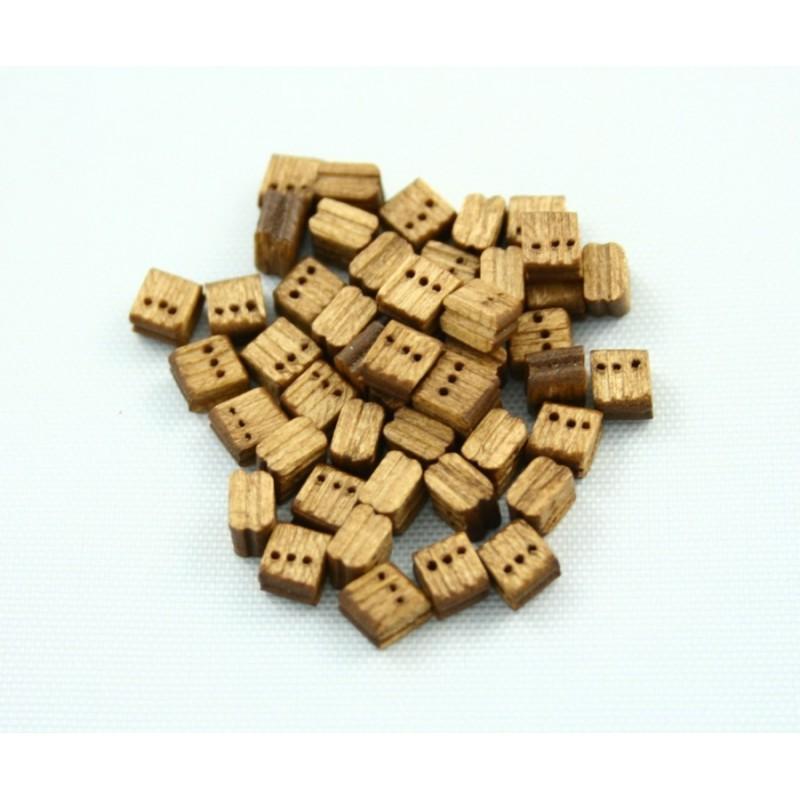 Triple blocks 5mm 20pcs - Amati 4083/05