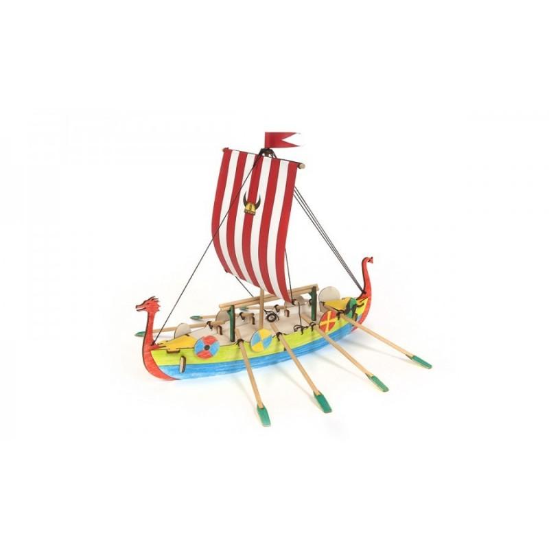 Statek wikingów - OcCre 20001