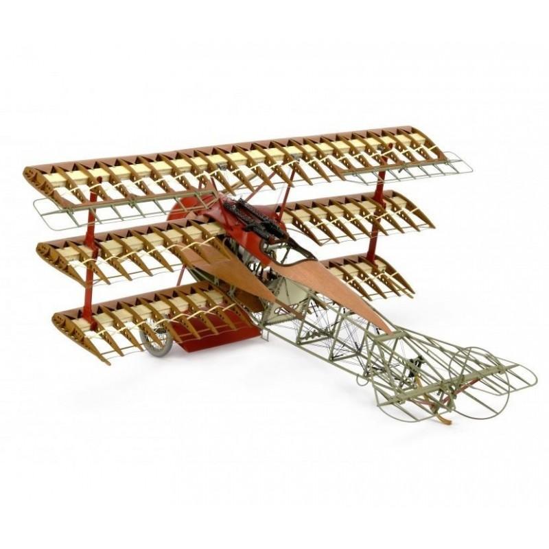 Fokker DRI 1918 Red Baron - Artesania 20350