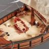 Set of 10 Metal Figurines for Caravels and Galleons - Artesania Latina 22411-F