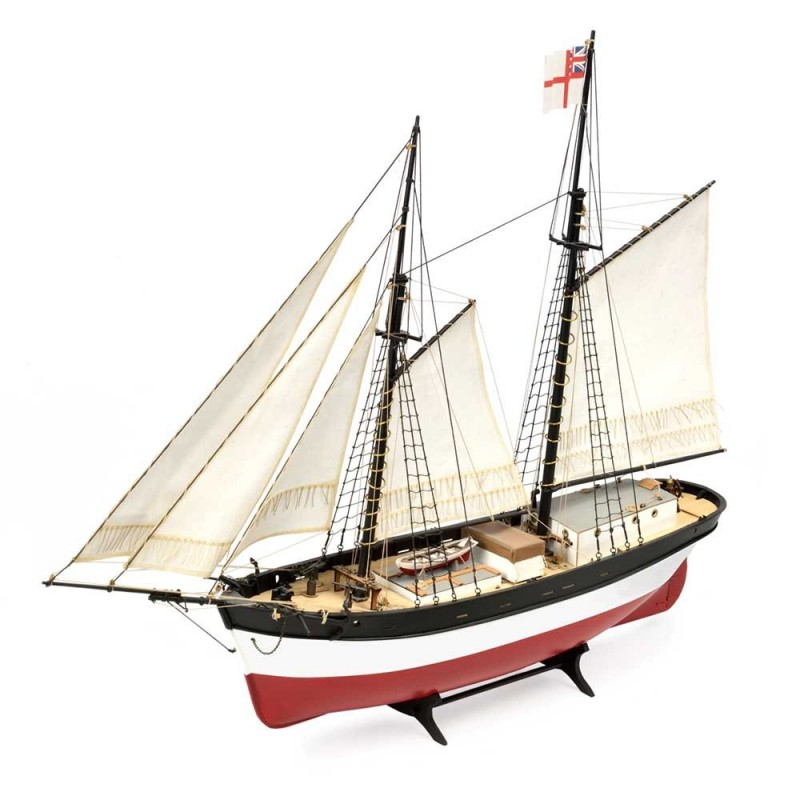 Hunter Q-Ship - Amati 1450