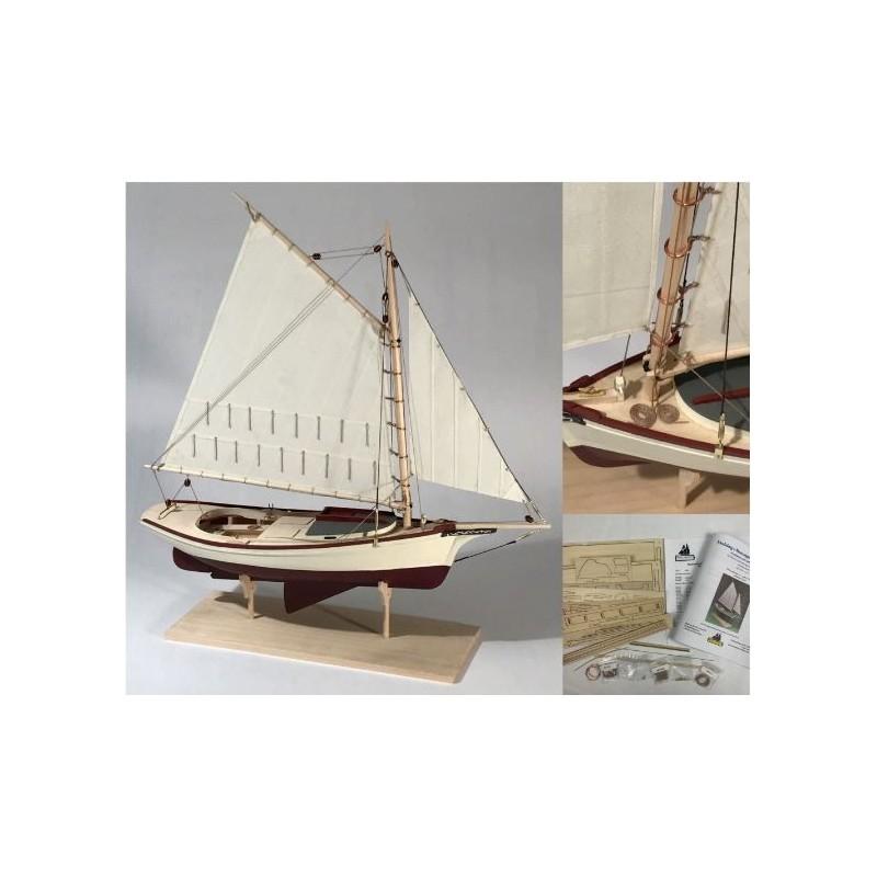 Muscongus Bay Lobster Smack - Model Shipways MS1472