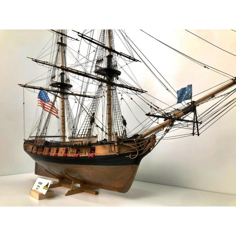 Syren US Brig 1803 - Model Shipways MS2260