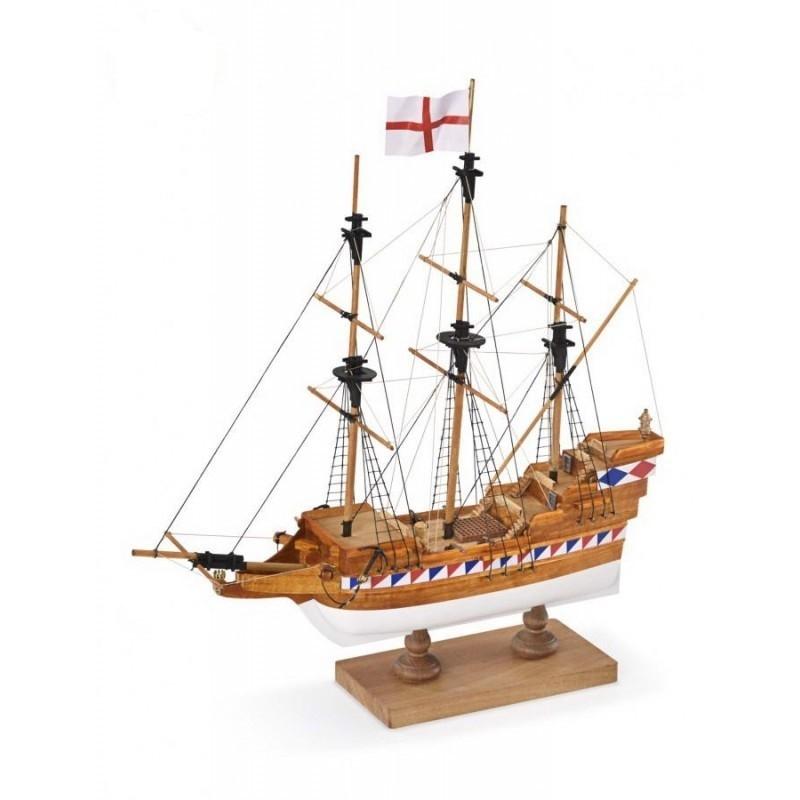 Elizabethan galleon- Amati 600/02