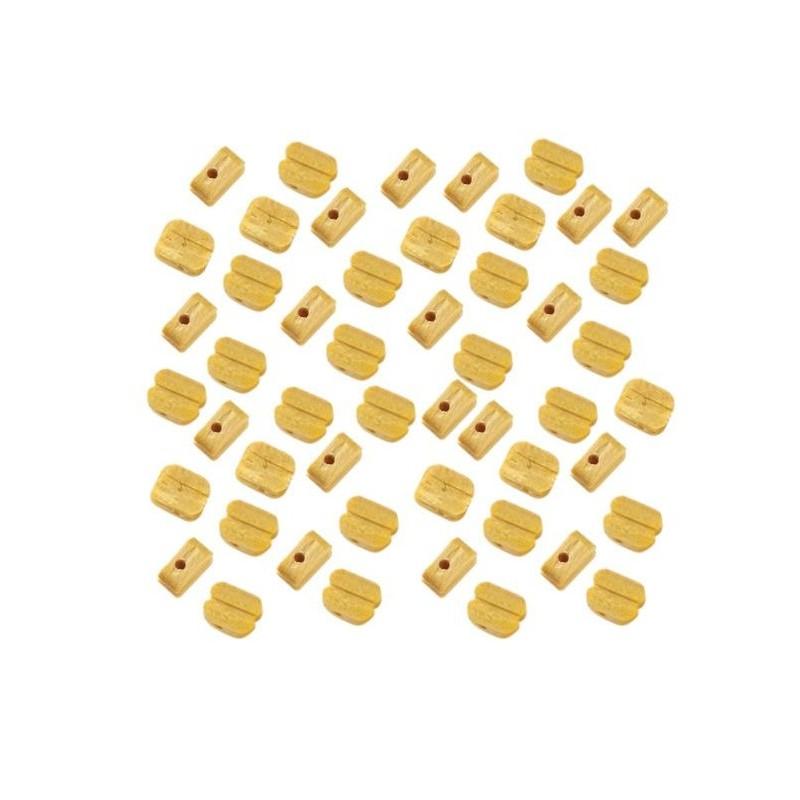Single blocks 4mm 20pcs- OcCre 17000