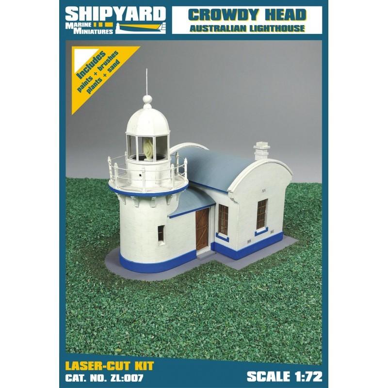 Crowdy Head Ligthouse - Shipyard ZL007