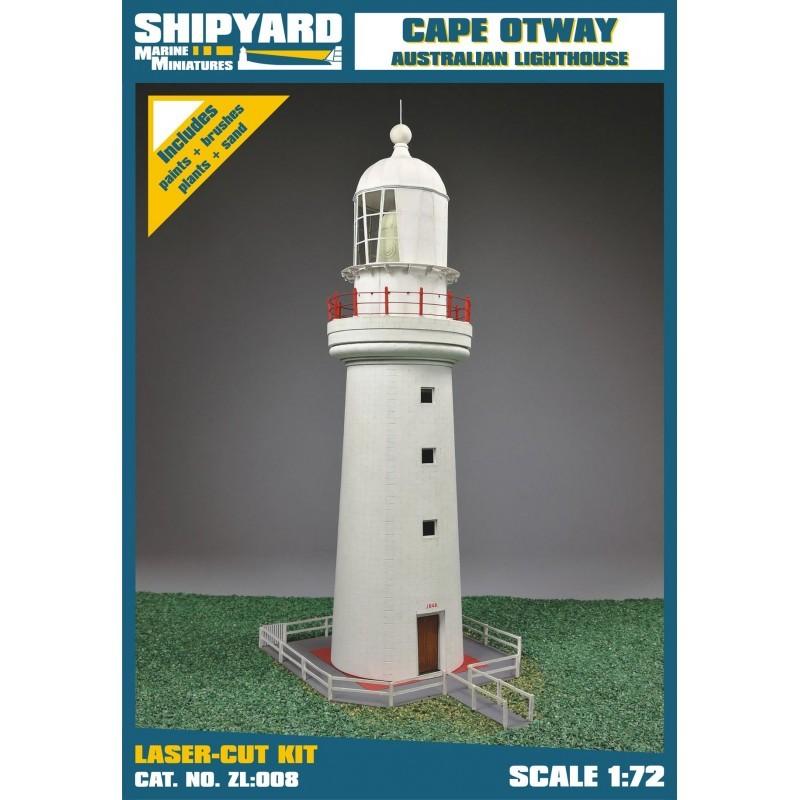Cape Otway Lighthouse - Shipyard ZL008