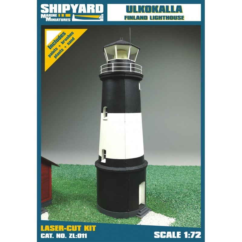 Ulkokalla Lighthouse - Shipyard ZL011
