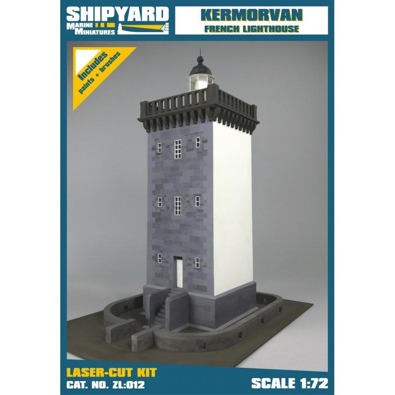 Kermorvan Lighthouse - Shipyard ZL012