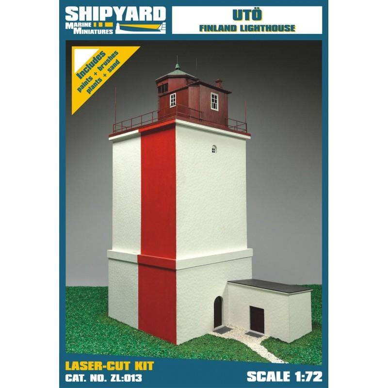 Utö Lighthouse - Shipyard ZL013