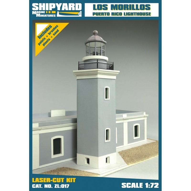 Los Morillos Lighthouse - Shipyard ZL017