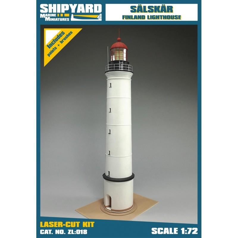 Sälskär Lighthouse - Shipyard ZL018