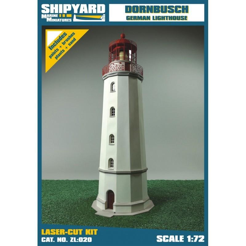 Dornbusch Lighthouse - Shipyard ZL020