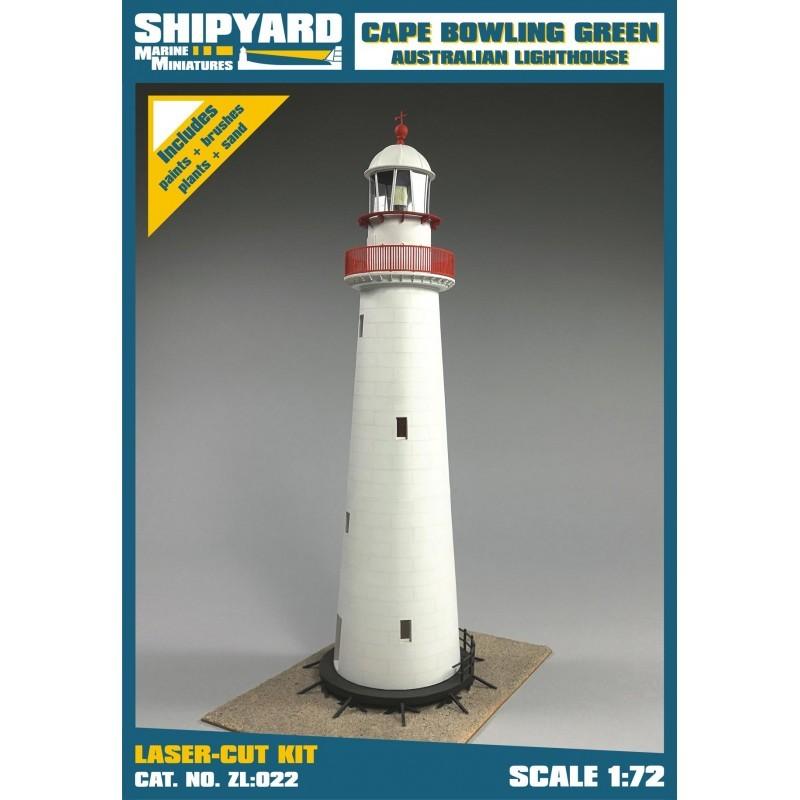 Cape Bowling Green Lighthouse - Shipyard ZL022
