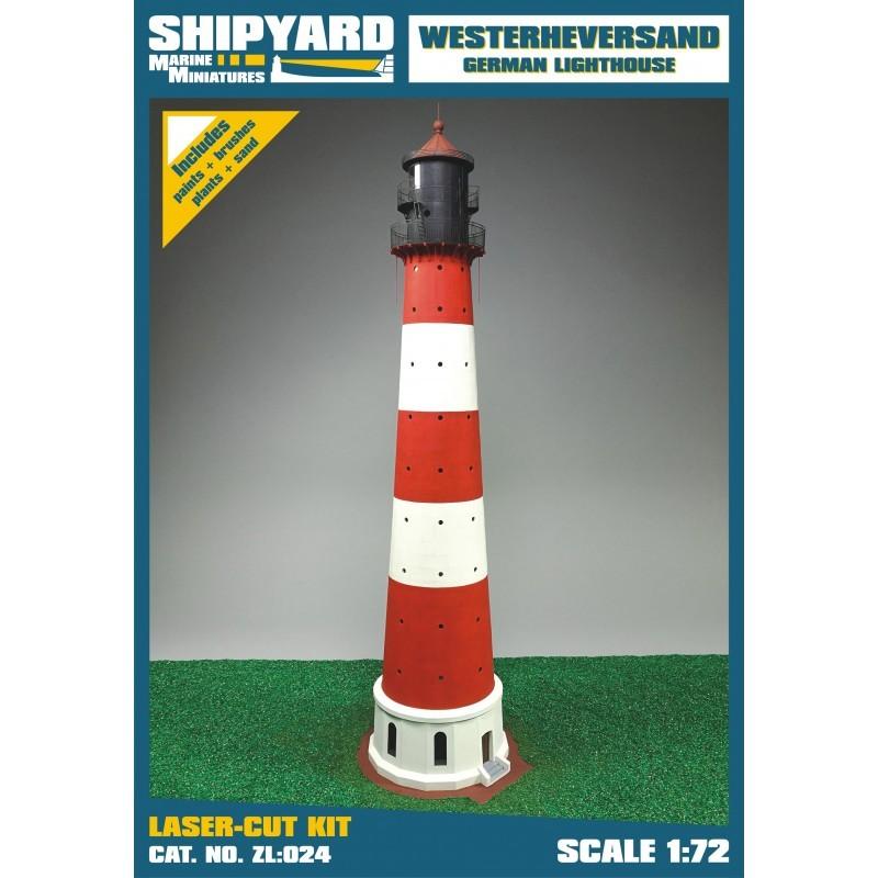 Westerheversand Lighthouse - Shipyard ZL024