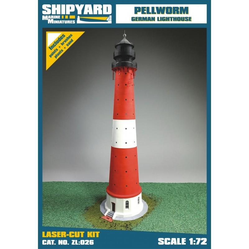 Pellworm Lighthouse - Shipyard ZL026
