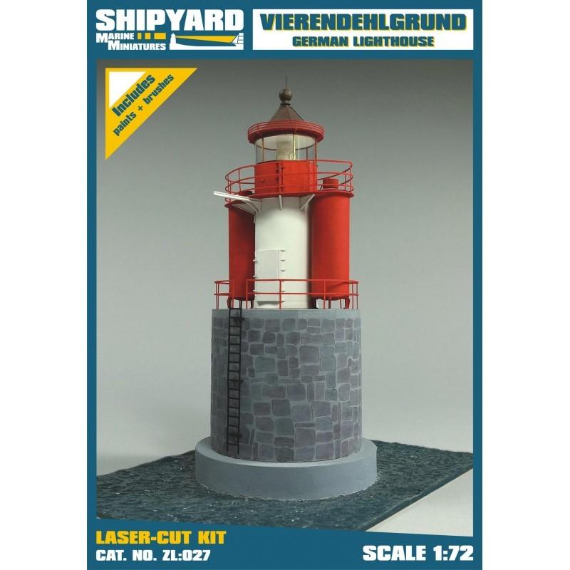 Vierendehlgrund Lighthouse - Shipyard ZL027