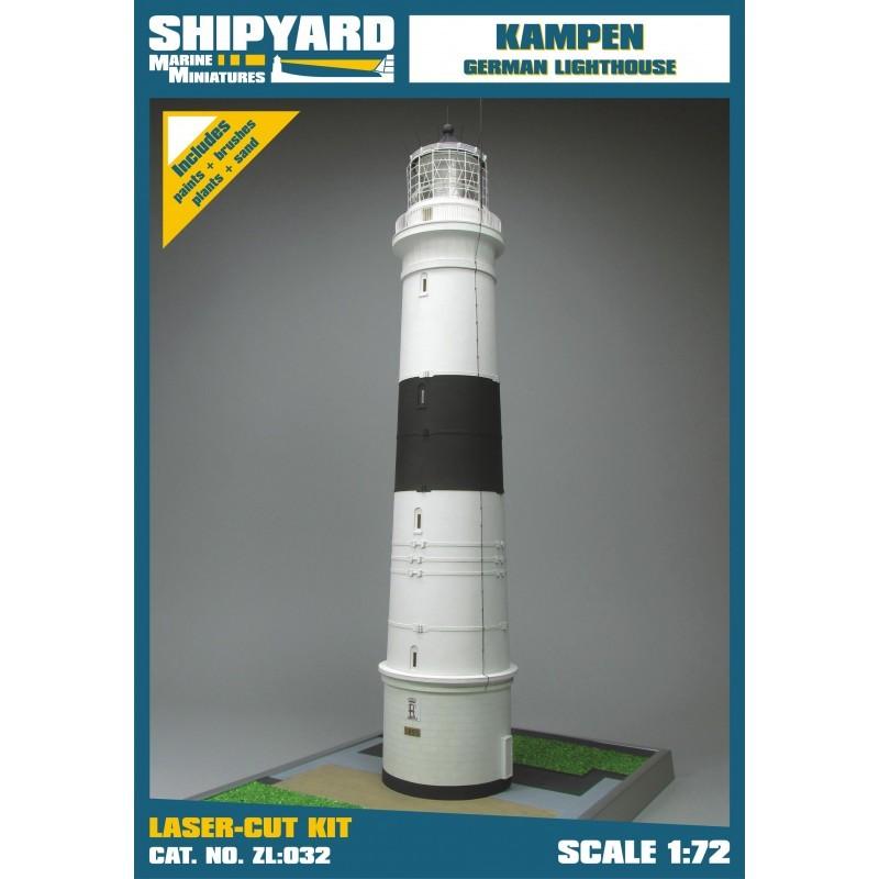 Kampen Lighthouse - Shipyard ZL032
